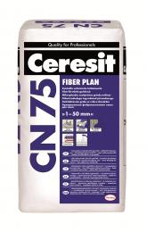 Mišinys Ceresit CN75 grindims lyginti 1-50mm, 25kg