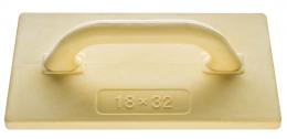 Trintuvė poliuretan geltona 50x28 *36* (0840-362850)