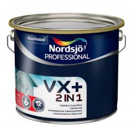 Dažai Sadolin PROFESSIONAL VX+ 2 IN 1, BW bazė, 10 l