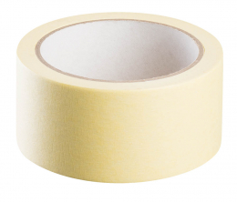 Popier juosta (geltona) *545* 38mm/33m (0300-453338)