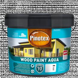 Dažai Pinotex Wood Paint Aqua, žalia sp., 9 l