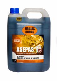 Antiseptikas Asepas, spalva - ruda, 10ltr