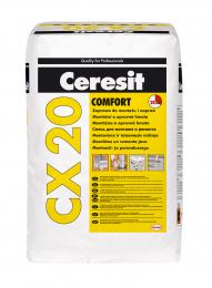 Mišinys Ceresit CX20 Comfort, 20kg