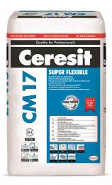 Klijai plytelėms Ceresit CM17 Super Flexible, 5kg