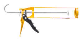 Pistoletas hermetikui sustiprintas atviru korpusu, (2050-150400)