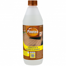 Valiklis Pinotex Terrace & Wood Cleaner, 1 l